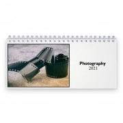 Photography  2021 Desk Calendar